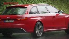 new audi rs4 avant video review