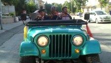 jeeple düğün konvoyu -2