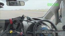 euro ncap  nissan leaf  2012  esc test