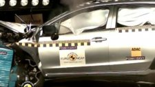 Euro ncap  subaru xv  2011  crash test