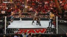 John Cena  Alex Riley  Randy Orton vs Truth  The Miz  Christian