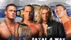 John Cena Ve Shawn Michaels Ve Randy Orton Ve Edge Şampiyon