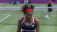 Serena Williams Olimpiyat Şampiyonu Oldu