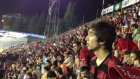 Eskişehirspor-O.Marsilya  BANDOESES