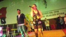 Seda Tripkolic Gaziantep'Nizip Konseri Sonu Gelmez