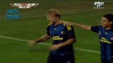 Fenerbahçe 4-1 FC Vaslui Maç Özeti (Şampiyonlar Ligi Ön Eleme Maçı)