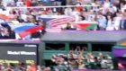 Olimpiyatlarda Amerikan bayrağı skandalı