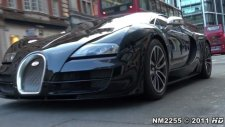 Bugatti Veyron Super Sport Road Sesleri!