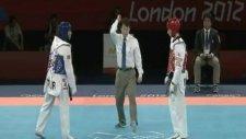 Servet Tazegül Olimpiyat Şampiyonu