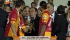 Süper Kupa Şampiyonu GALATASARAY Kupa Töreni