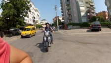Riding İn Alanya Recorded By Gopro Hero2