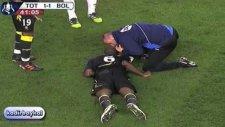 Bolton'un Kalp Krizi Geçiren Oyuncusu 'Muamba' Futbolu Bıraktı!