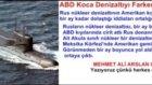 Abd Koca Denizaltıyı Farkedemedi Mehmet Ali Arslan Haber