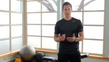 Chest  Upper Back Workout For Men  Lıvestrong - Exercising With Jeremy Shore