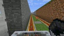 Minecraft Tren Yapımı Ve Sürülüşü