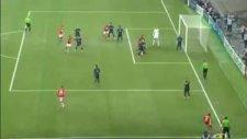 Spartak Moskova 2-1 Fenerbahçe (Maçın Golleri)