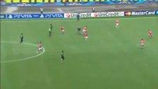 Spartak Moskova - Fenerbahçe (Şampiyonlar Ligi Özet)