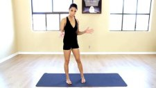 What Is An Easy Routine To Lose Your Gut  Lıvestrong - Fitness With Amber Nimedez