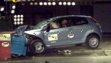 Fiat Grande Punto 2005 Kaza Testi Euro Ncap