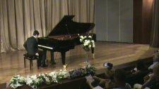 Msgsü Mimar Sinan Üniversitesi Oditoryum Piyano Konseri Chopin Mazurka Op 6 No 1 Piano Muhteşem Klas