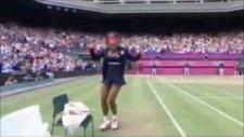 Serena Williams Kolbastı