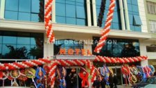 Balon süsleme işyeri magaza dukkan açiliş organizasyonu firmasi istanbul hizmeti