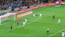 Barcelona 3-2 Real Madrid (Maç Özeti ve Golleri)