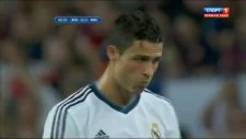 Barcelona 3 - 2 Real Madrid  (Tüm Goller) Super Cup Elcalsico 2012