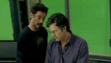 Yenilmezler (Marvel's The Avengers) (Kamera Arkası 2012)