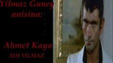 Ahmet Kaya Adi Yilmaz (Yilmaz Guney Anisina)