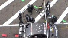 Ralf Schumacher Pit Alanını Birbirine Kattı