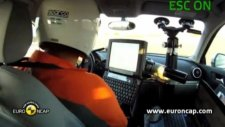 Euro Ncap  Audi A3  2012  Crash Test
