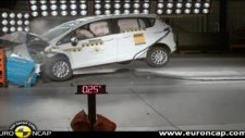euro ncap  ford b-max  2012  crash test