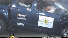 Euro Ncap  Isuzu D-max  2012  Crash Test