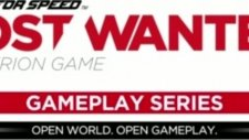 Need For Speed Most Wanted - Open World Gameplay