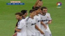 Real Madrid 2-1 Barcelona (Super Cup El Clasico 2012)