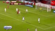 Bursaspor Gruplara Kalma Hakkını Twenteye Bıraktı!