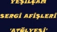 Cengiz Asena Yeşilçam Afişleri 'atölyesi' Sadri Alışık