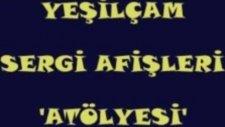 Cengiz Asena Yeşilçam Afişleri 'Atölyesi' Türkan Şoray