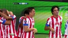 Chelsea 1 - 4 Atletico Madrid (UEFA Süper Kupası finali)