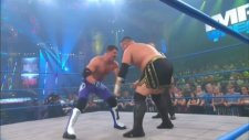 Samoa Joe Vs Aj Styles İn A Bound For Glory Series Match