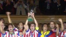 Süper Kupa Atletico Madrid'in oldu (UEFA Süper Kupası final Töreni)