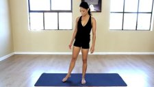 How To Get A Ballerinas Flexibility  Lıvestrong - Fitness With Amber Nimedez