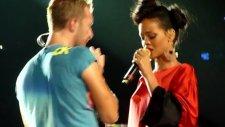 Coldplay  Ft Rihanna Live Princess Of China Paris Stade de France 2012