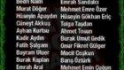 Afyonda Patlamada Şehit Olan Askerlerin İsimleri Beli Oldu