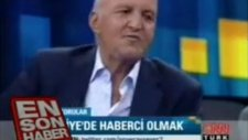 Mehmet Ali Birand Canlı Yayında Cüneyt Özdemir'e Piç Kurusu Dedi