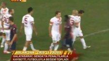 Gs - Genoa maçın özeti