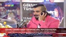 Gökhan Türkmen - Ayıp Ettin (Kral Pop Canlı)