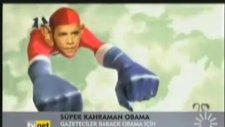 Obama, çizgi roman kahramanı oldu!