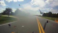 Ölümle Noktalanan Motor Kazası